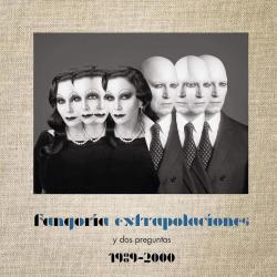 Disco 'Extrapolaciones y Dos Preguntas' (2019) al que pertenece la canción 'Metaluna'
