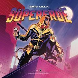 Disco 'Supereroe' (2018) al que pertenece la canción 'Adios'