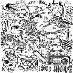 Disco 'Broad Shoulders' (2015) al que pertenece la canción 'Cake'