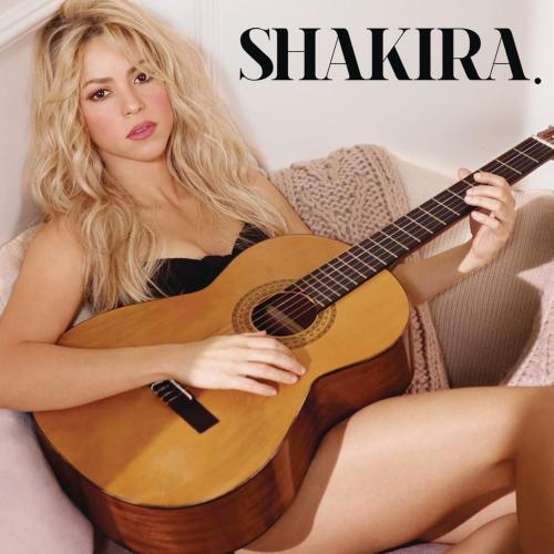 Shakira. (Deluxe Version) - Dare (La La La)