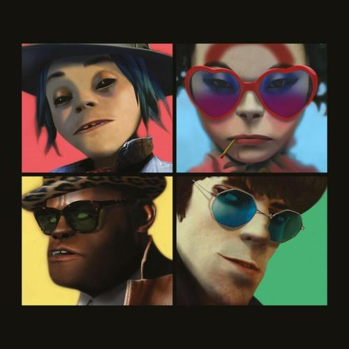 Humanz - Busted And Blue