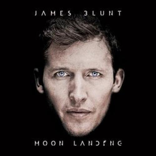 Moon Landing - Blue on blue