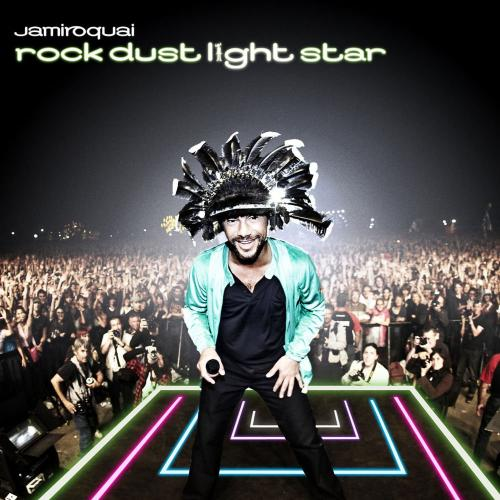 Rock Dust Light Star - Blue Skies