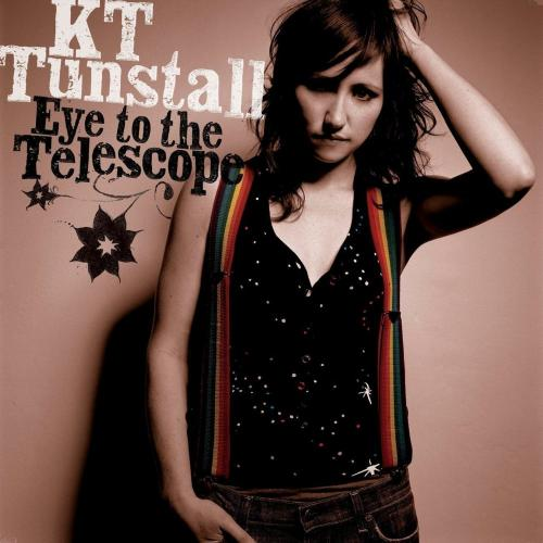 Eye to the Telescope - Other side of the world
