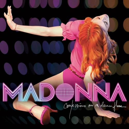 Confessions on a Dance Floor  - I love new york