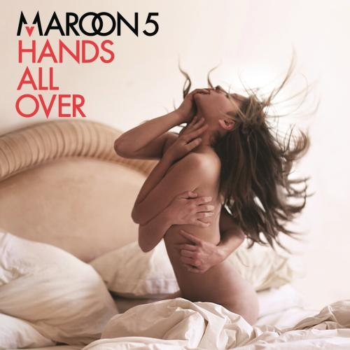 Hands All Over - Out Of Goodbyes