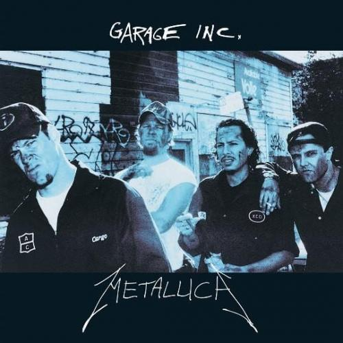 Garage Inc. - Turn The Page