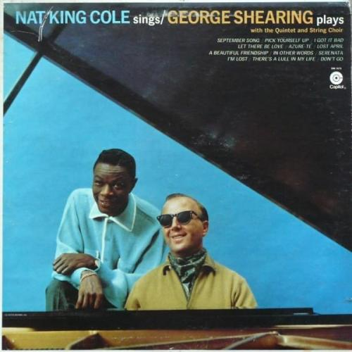 Nat King Cole Sings/George Shearing Plays - Fly me to the moon