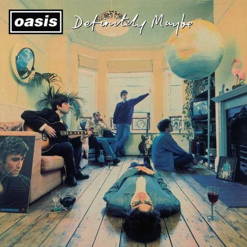 Definitely Maybe - Up In The Sky