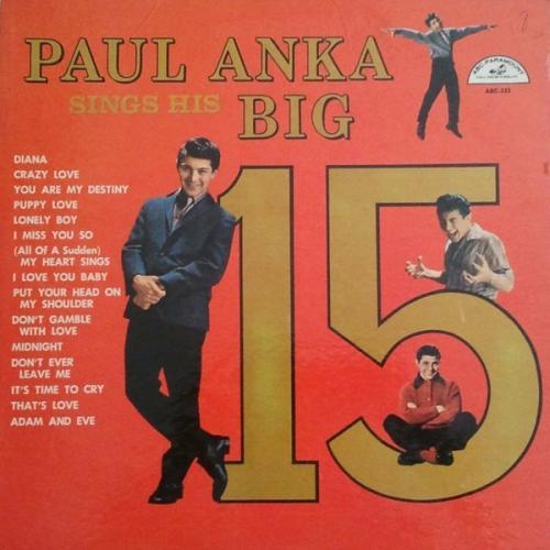 Paul Anka Sings His Big 15 - Crazy Love