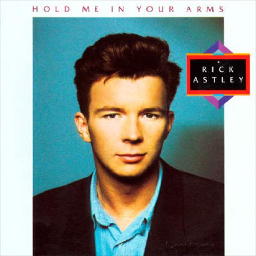 Hold Me in Your Arms - Giving Up On Love