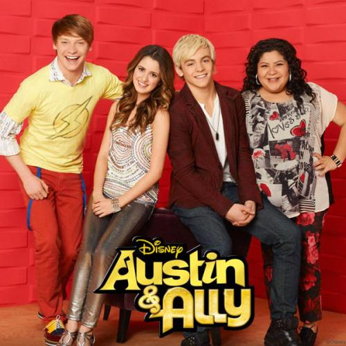 Austin & Ally (Assorted Tracks) - You can come to me