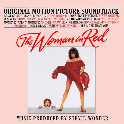 The Woman In Red - Weakness