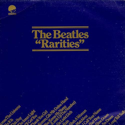 Rarities - You Know My Name