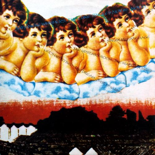 Japanese Whispers - The Dream