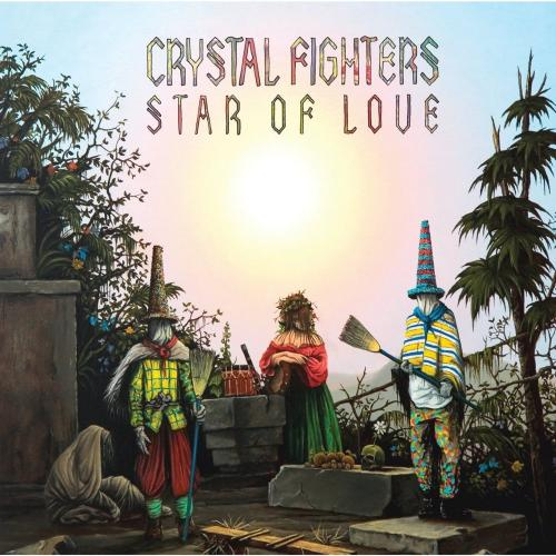 Star of Love - At home