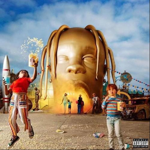 ASTROWORLD - Can't Say