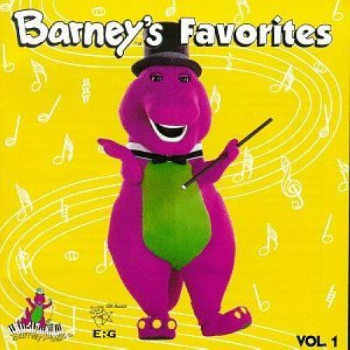 Barney's Favorites, Volume 1 - Apples and Bananas