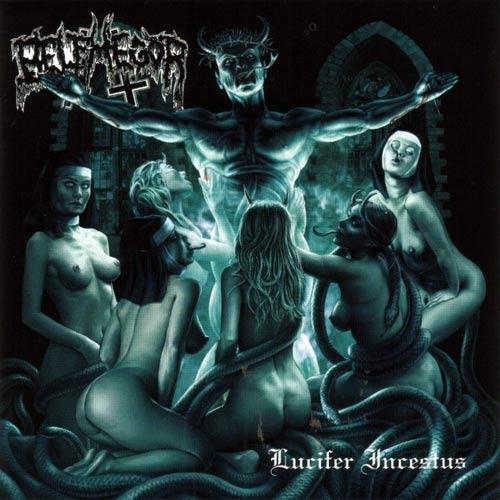 Lucifer Incestus - Demonic Staccato Erection