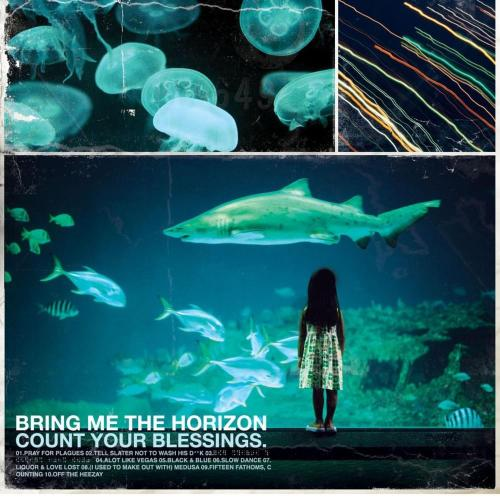Count Your Blessings - Black and Blue
