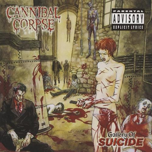 Gallery of Suicide - I will kill you