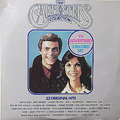 The Carpenters Collection - Solitair