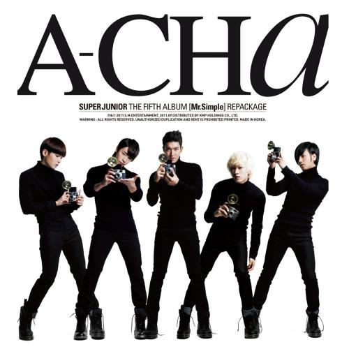 A-Cha - The 5th Repackage 'Mr. Simple' - Good Friends