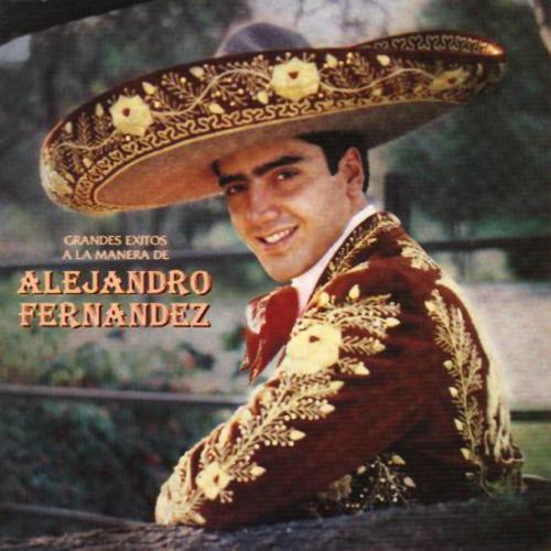 Grandes Éxitos a la Manera de Alejandro Fernández - Piensa en Mí
