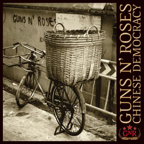 Chinese Democracy - Catcher in the rye