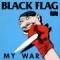 Disco de la canción My War