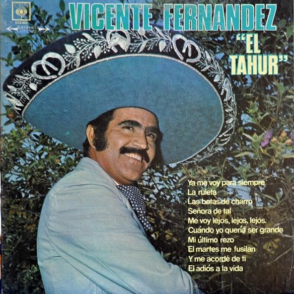 La Ruleta Letra Vicente Fernández Musica Com