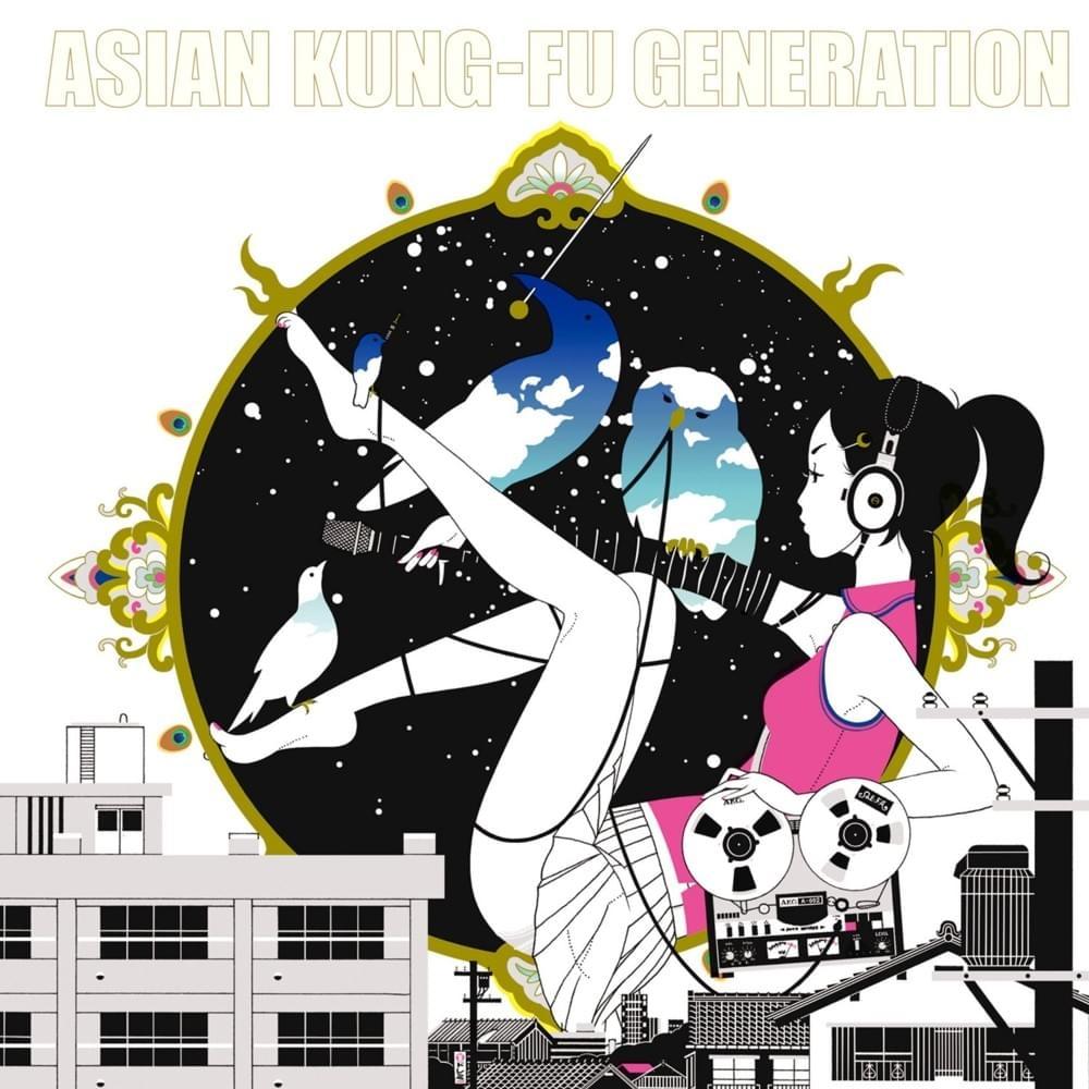 lyric rewrite generation by Asian fu kung