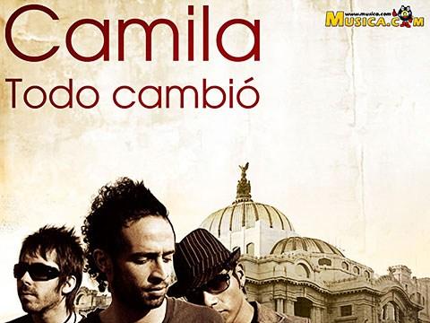Letra Alejate De Mi Camila Musica Com