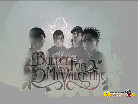 Bullet For My Valentine   Letras De Bullet For My Valentine   MUSICA.COM