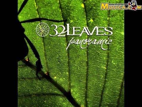 32 LEAVES - ALL IS NUMB ALBUM LYRICS
