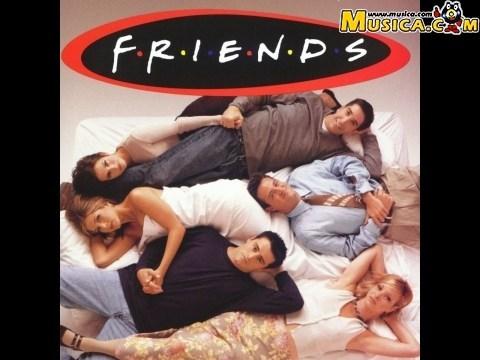 The Big Bang Theory (Letra/Lyrics) - Friends Soundtrack