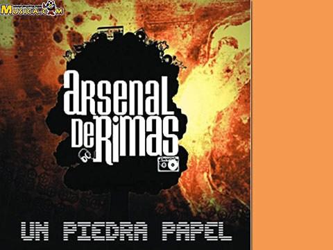 Arsenal de Rimas