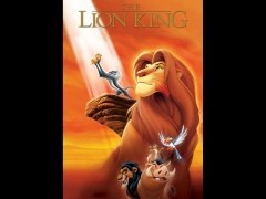 Canción 'We Are One' interpretada por The Lion King