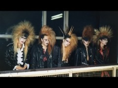 Canción 'Crucify My Love' interpretada por X-Japan