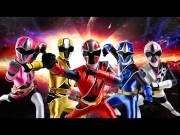 Canción 'Lightspeed Rescue' interpretada por Power Rangers