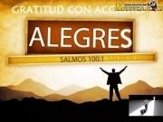Canción 'Granito de Mostaza' interpretada por Cantos Religiosos