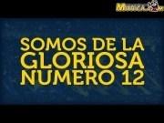 MUCHACHOS, VERSION LA 12 letra LA GLORIOSA Nº 12