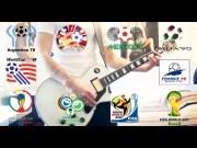 Canciones de los Mundiales