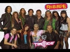 Timbiriche y RBD