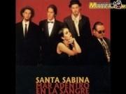 Canción 'Vacío' interpretada por Santa Sabina