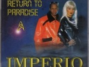 Canción 'The Night Is Magic' interpretada por Imperio (Eurodance)