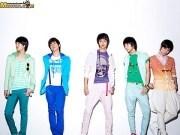 Canción 'Stand By Me' interpretada por Shinee