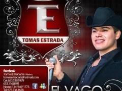 De huaraches y sombrero - Tomás Estrada