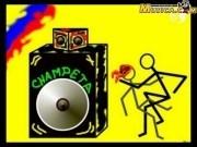 Canción 'El Payaso' interpretada por Champeta