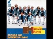Canción 'Andamos borrachos todos' interpretada por Banda Movil